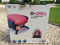 O-Grill 3000 Portable Gas BBQ - Brand NEW!