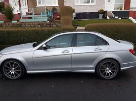 2014 Facelift On A 58 Plate Mercedes c180