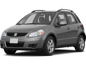 2011 Suzuki SX4 JLX Just arrived! All wheel drive | Low km's...