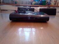 Sky Box with HDMI Lead and remote control