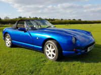 TVR Chimaera 5.0, 1999, 12 months MOT, Private Number Plate