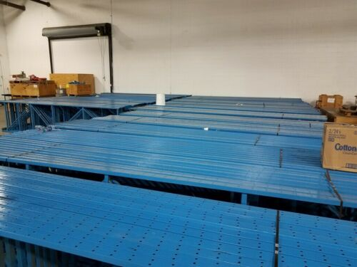 "Structural Pallet Racking Package - 42"" X 16"