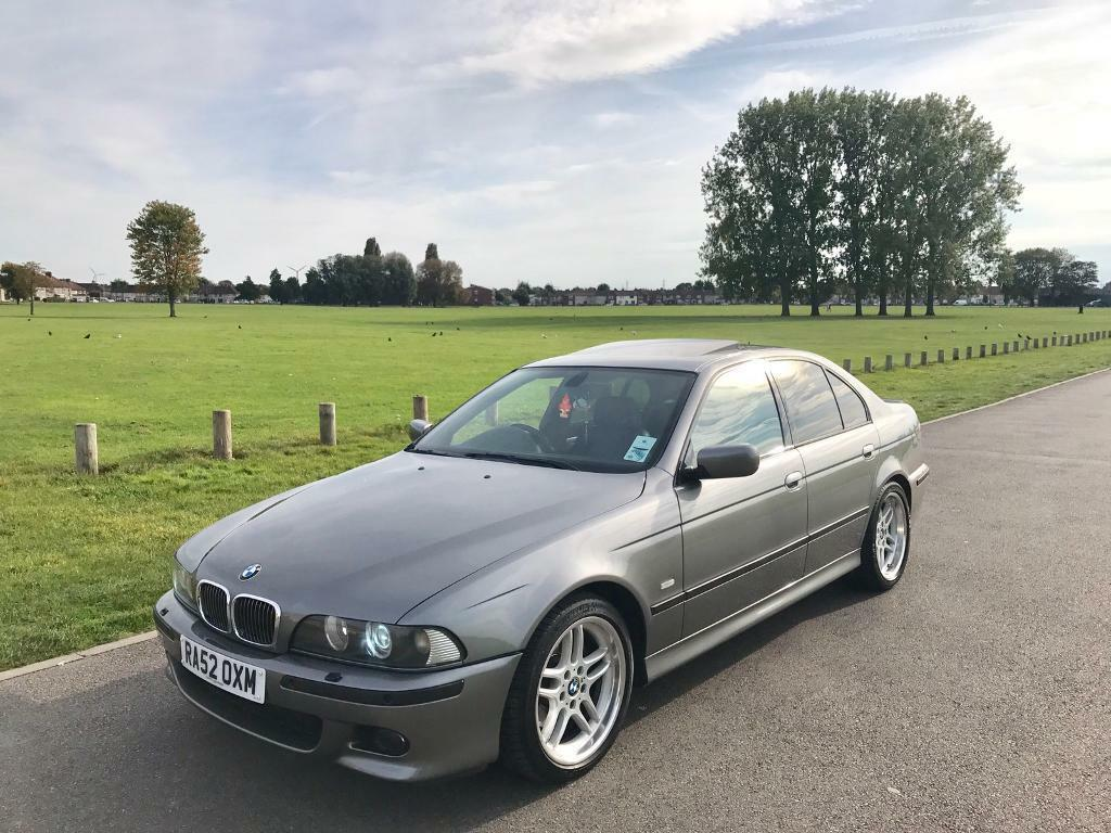 bmw e39 540i 2003 auto high spec geniune m sport in willesden london gumtree. Black Bedroom Furniture Sets. Home Design Ideas