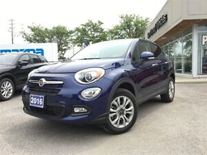 2016 Fiat 500X Sport | Heated seats | Bluetooth | USB | AUX