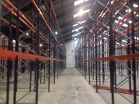 job lot Mecalux pallet racking( storage ,industrial shelving )