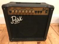 Park by Marshall practice guitar amp 15 watt
