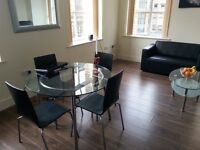 1 bed flat apartment, full furnished, luxury, 5 mins from uni and centre of Bradford