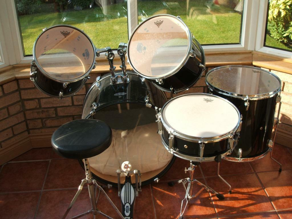 Fender Starcaster Drum Kit In North Shields Tyne And Wear