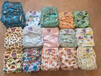 Bambino Mio Solo All in One Cloth Nappies