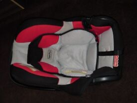 baby carrier/car seat from Fisherprice