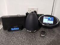 Job lot Bluetooth Speaker, Wifi, Dab radio, Pure, Sony, Samsung