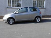 05 Toyota Yaris 1.3 Colour Collection**Only 80,000 Genuine miles**Full MOT***