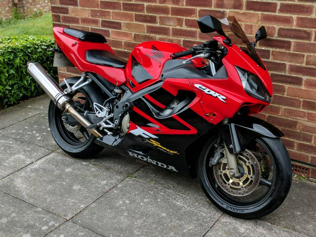 honda cbr 600 f sport 2001 in bedford bedfordshire gumtree. Black Bedroom Furniture Sets. Home Design Ideas