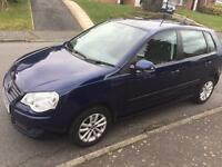 Volkswagen Polo Hatchback 1.4 Automatic