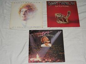 Vinyl records - various