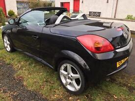 2007 Vauxhall Tigra exclusive convertible 1.4 Needs mot hence price drop