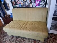 Sofa Bed / day bed / camp bed / pull out