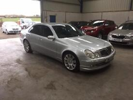 2006 Mercedes Benz e280 cdi sport leather sat nav excellent condition guaranteed cheapest in country