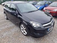 Vauxhall Astra 1.9 CDTi 16v SRi 5dr. LONG MOT. HPI CLEAR. 2 KEYS. SERVICE HISTORY. P.X WELCOME