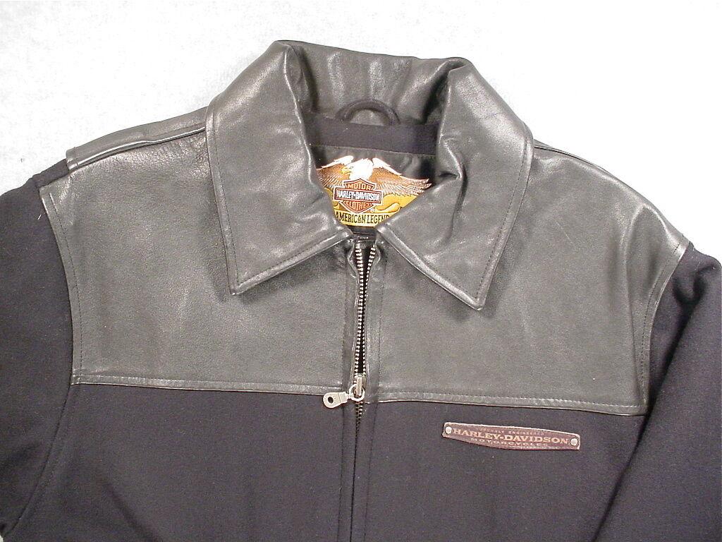 Harley davidson american legend leather jacket