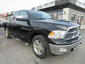 2011 Dodge Ram 1500 Big Horn 4X4