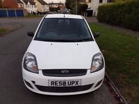 2008 Ford Fiesta 1.25 One Former Keeper Ideal First Car