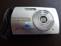 OLYMPUS ALL - WEATHER DIGITAL CAMERA