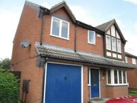 Lovely 4 Bedroom house - Pets accepted - Garage & Conservatory
