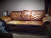 house clearance- collect by16th oct, Further reduced! Sofa, dining table, bedroom set, coffee table