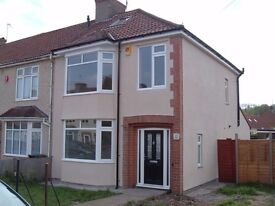 3/4 Bedroom House excellent condition Ashton Vale