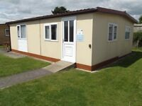 3 Bed Detached Chalet Holiday home for sale at South Shore Holiday Village near Bridlington (1206)