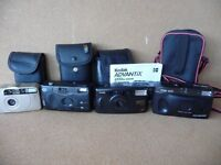 Camera collection - REDUCED