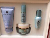 Boxed set of Estee Lauder skin care