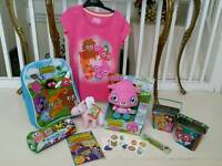 Brand new moshi monster merchandise