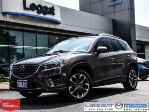 2016 Mazda CX-5 GT AWD TECH PKG