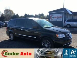 2014 Chrysler Town & Country Touring - L - DVDs - Navigation