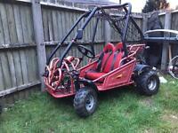 Off road Buggy, Go kart,