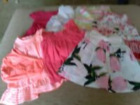 6-9 month baby girl clothes bundle