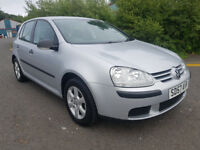 2007 (57) Volkswagen Golf 1.4 S