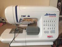 Sewing Machine - Computerised sewing machine - Britannia Instyle 16