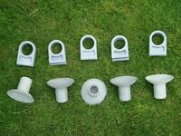 Caravan Awning Suction Pads and Brackets