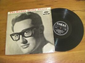 Buddy Holly LP