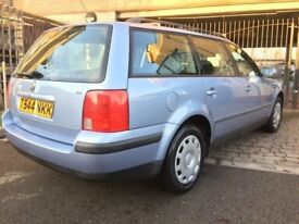 VOLKSWAGEN PASSAT 1.8 ESTATE LOW MILES 1 OWNER FROM NEW JUST BEEN SERVICED