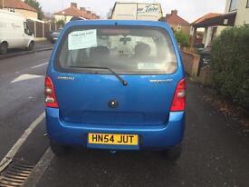 Suzuki wagon R+Gl BLUE . Eleven months MOT