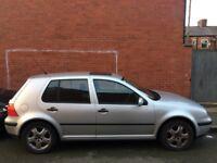 2002 VW GOLF S 1.4 PETROL 5 DOOR HATCHBACK TAX & TESTED HPI CLEAR ***BARGAIN***
