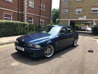 BMW 528I AUTO M SPORT