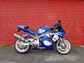 YAMAHA YZF-R1 2001 FROM COOPERIZED TW13 4PA