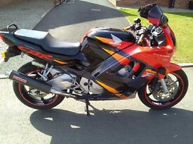 Honda CBR 600f, 600, 600cc, low miles, great condition