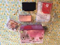 Nintendo 3DS with Nintedogs game