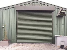 Commercial and Reaidential Roller Shutter Doors